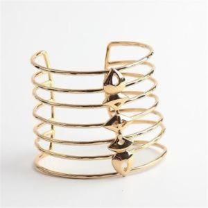 Stella & Dot Becker Cage Cuff Bracelet